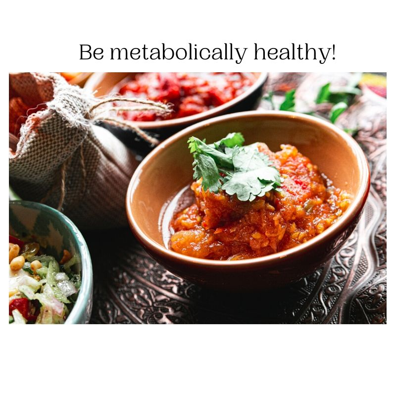 The importance of metabolic health, and how to kick it up a notch!