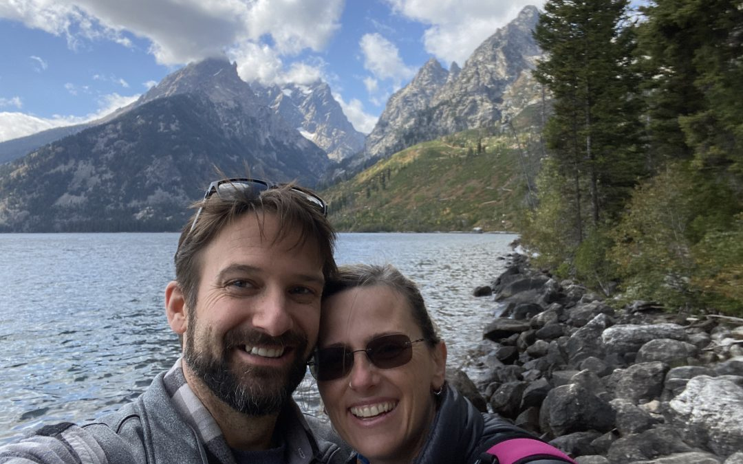 Hiking the Grand Tetons free from gluten sensitivity