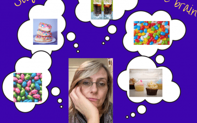Ready to Connect the dots? A love affair with Sugar & my gluten-sensitivity