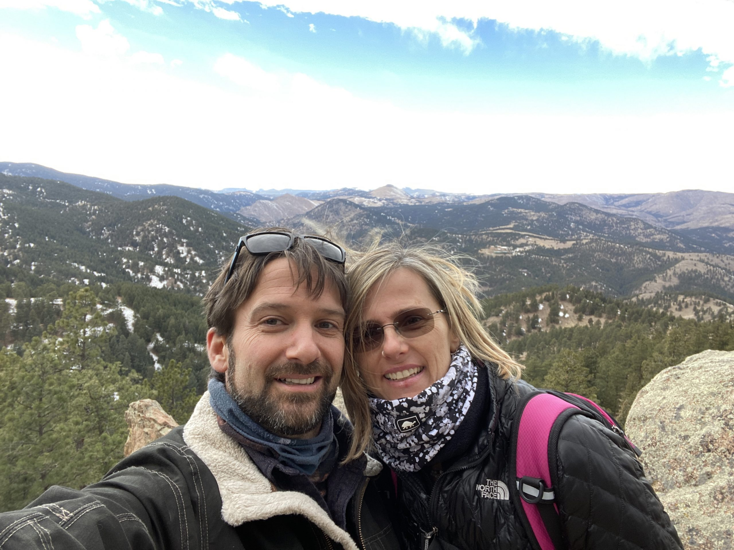 Achieving 1 of my many goals moving to Colorado after , eliminating my irritant foods and going beyond my initial bravery