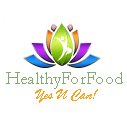 Healthy for food logo